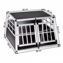 Přepravní, transportní box/klec pro psa, 50 cm výška.